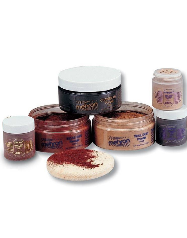 Specialty Powders - Texas Dirt Mehron Special FX Pulver