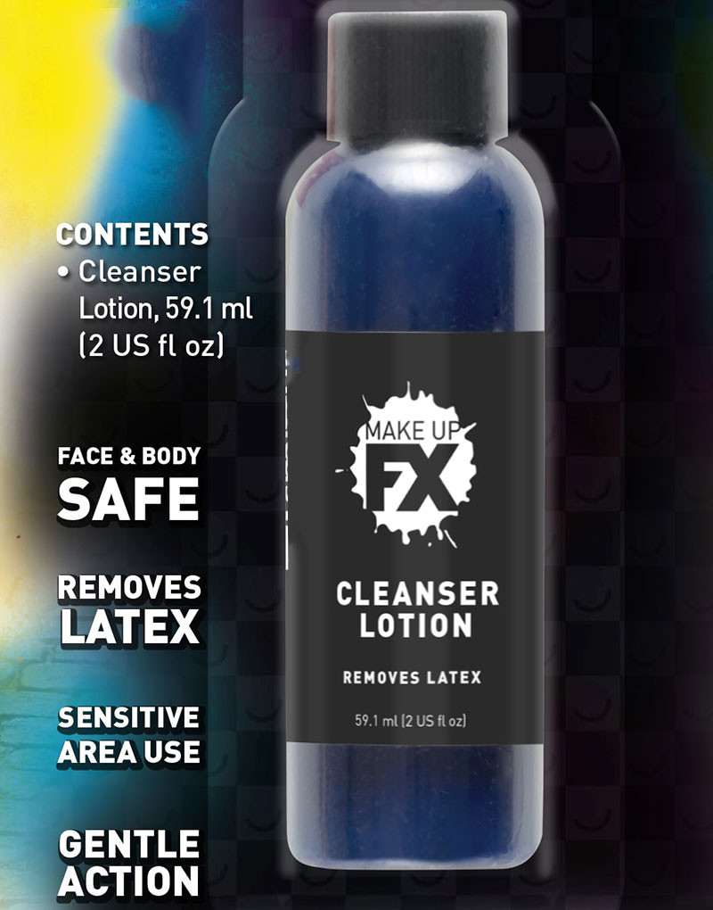Liquid Latex Cleanser Loiton/Borttagningsmedel till Flytande Latex 59 ml
