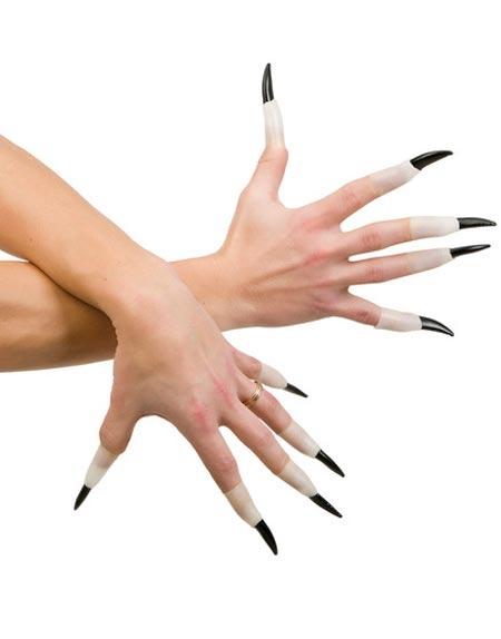 10 stk Häxfingrar
