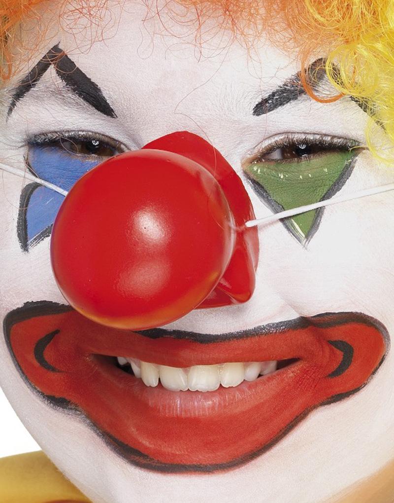 Clownnäsa i Rött med Ljud