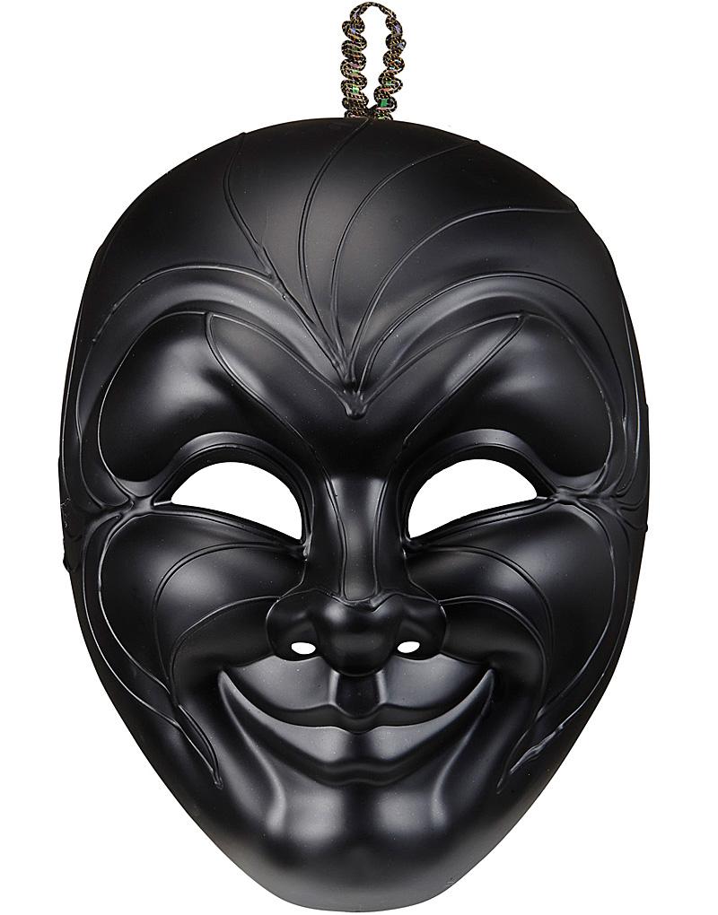 Dark Circus - Mask i Venetiansk Stil