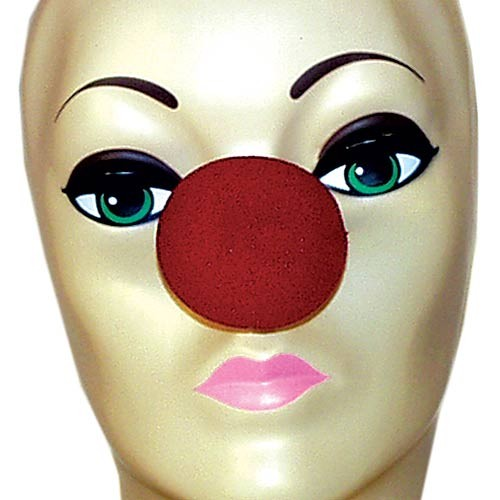 Red Foam Clown Noses Clownnäsa