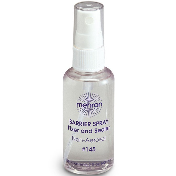 Barrier Spray - Fixer & Sealer - 60 ml Mehron Wonderspray - Over & Under Sminke