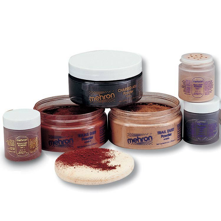 Specialty Powders - Trail Dust Mehron Special FX Pulver