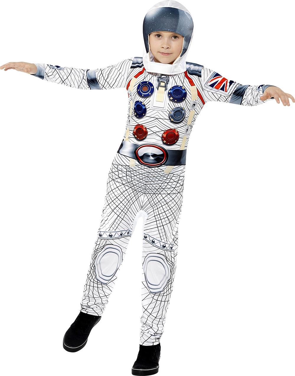 Astronaut Jumpsuit Barndräkt