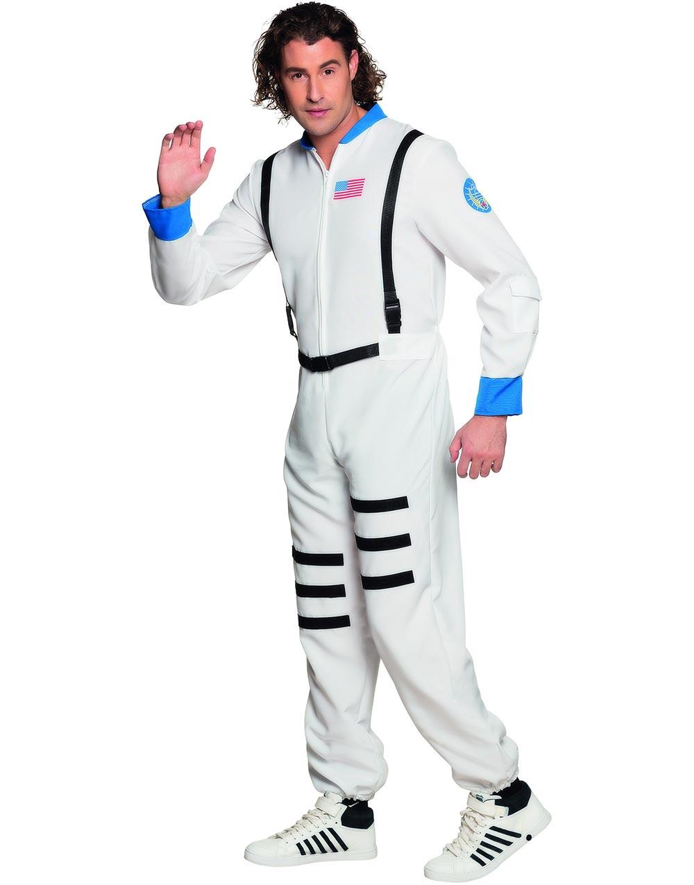 Astronautdräkt till Herr med Bälten