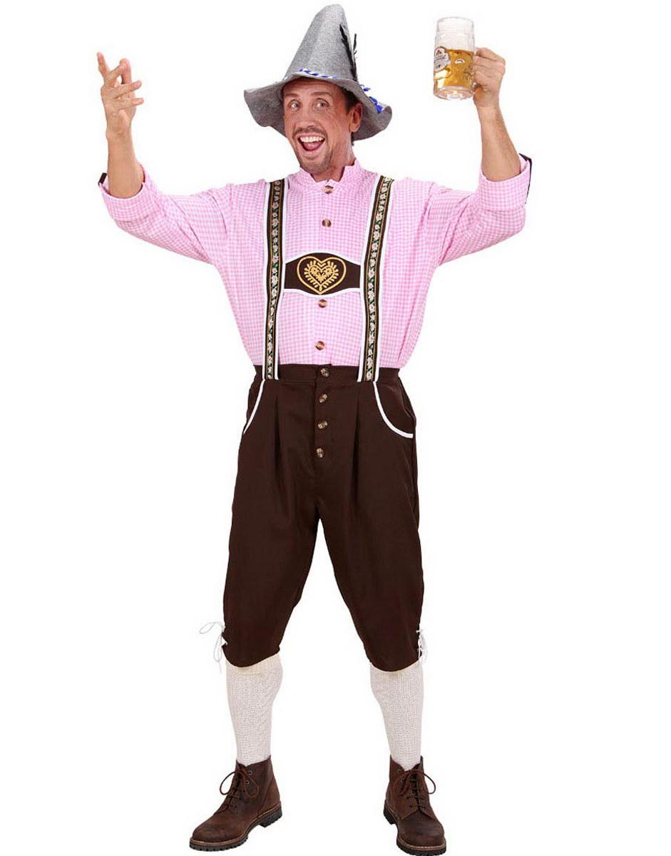 Kläder till Oktoberfest - Maskeradprylar.se 4432bc1ca7218