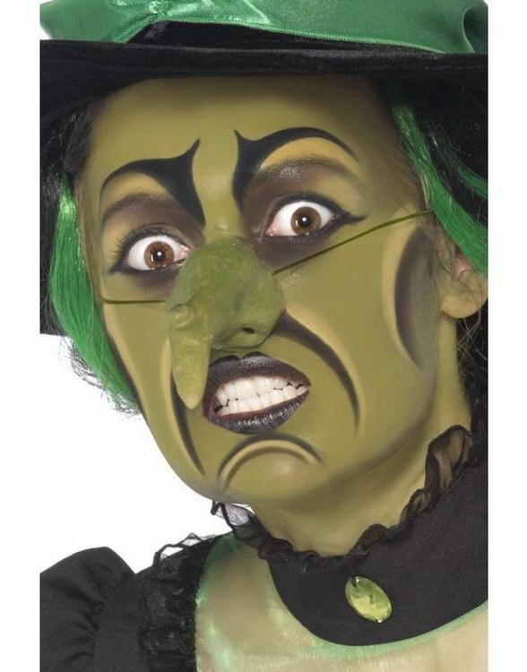 Green Witch Sminkset med Häxnäsa
