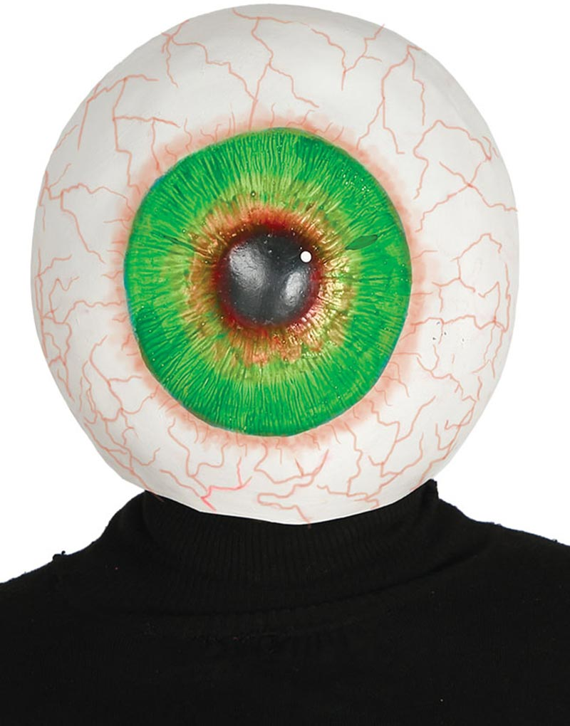 Ögonglob Latex Mask