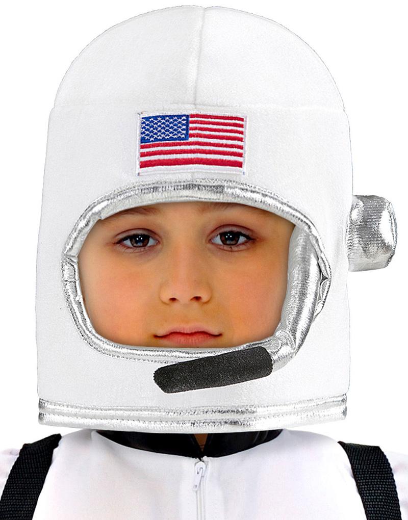 Astronauthatt till Barn med Böjbar Mic
