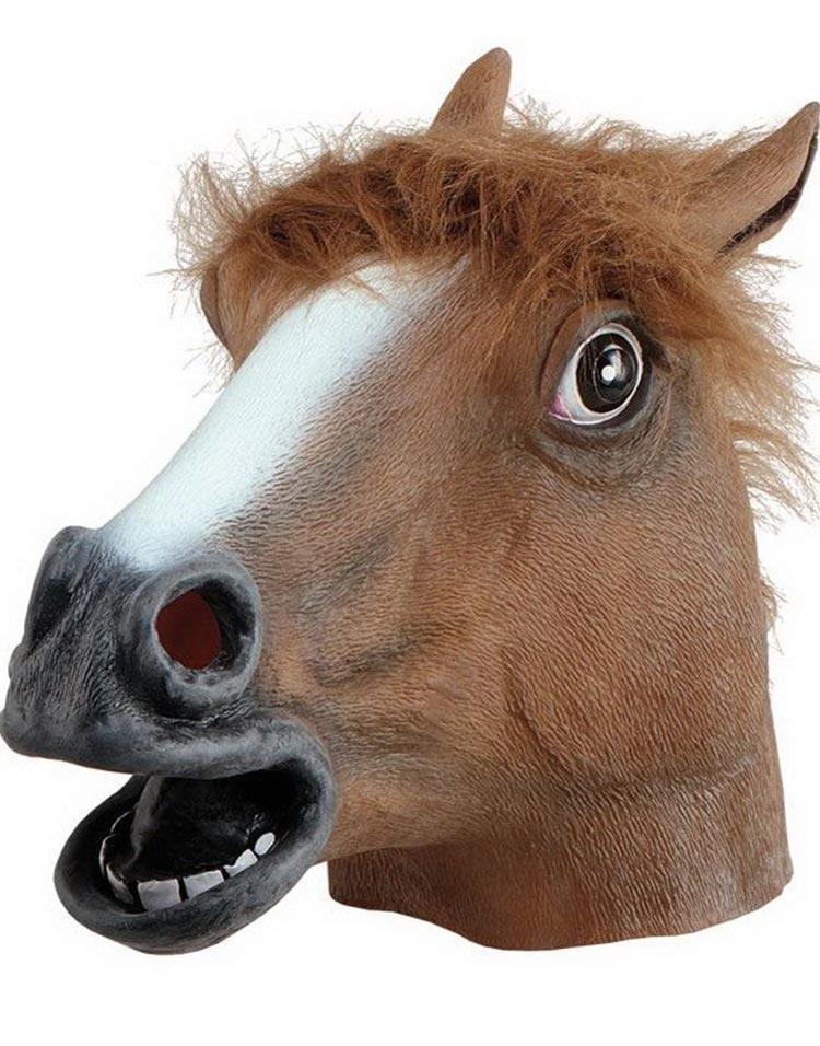 Häst - Mask