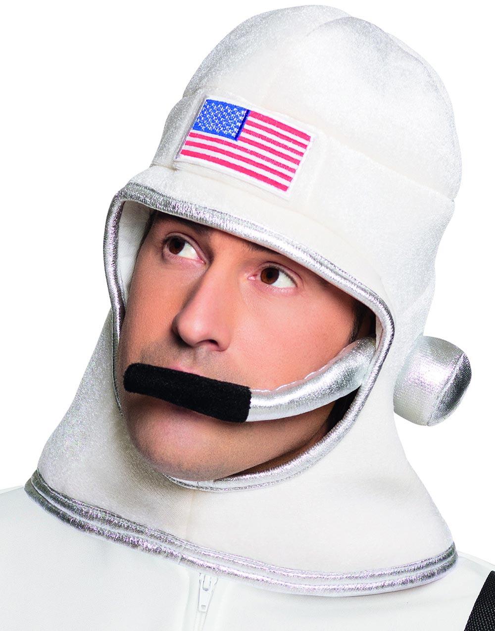 Astronauthatt med Böjbar Mic