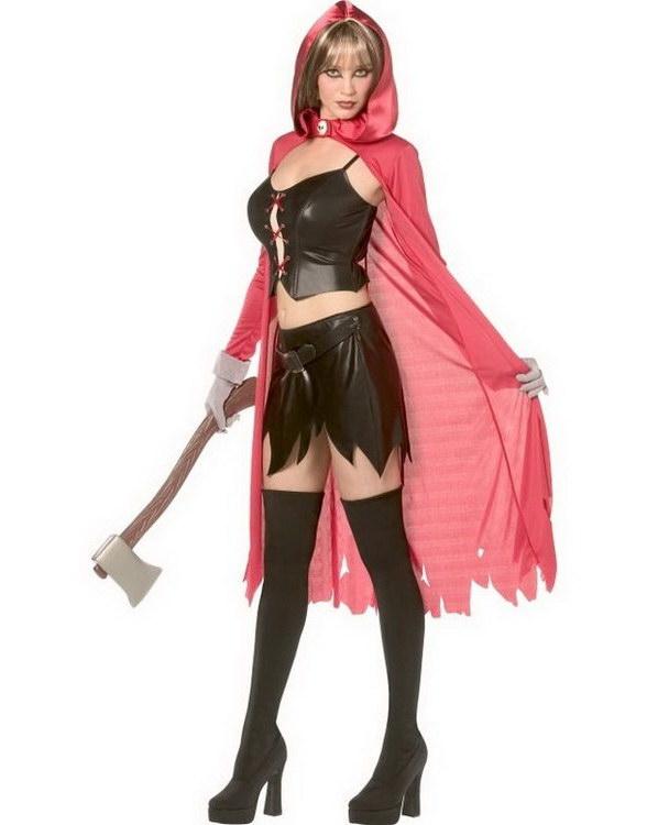 Rödluvan på maskerad - Kostymer med kappa - Maskeradprylar.se 0d642abff7cd1