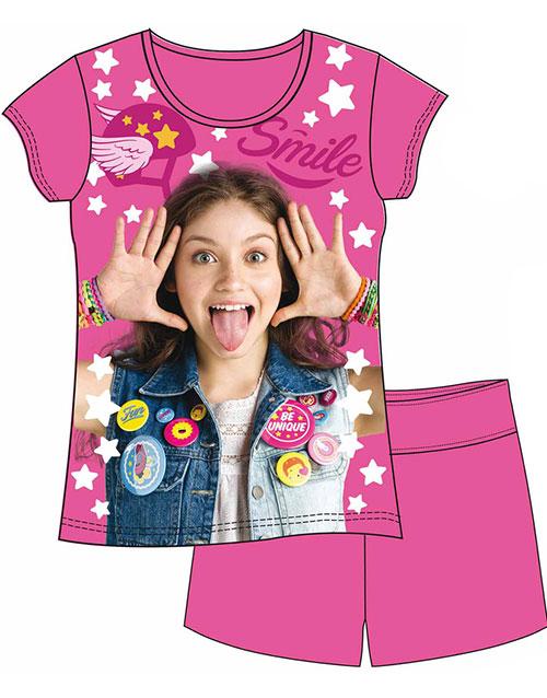 Licensierad Soy Luna Pyjamas för Flicka