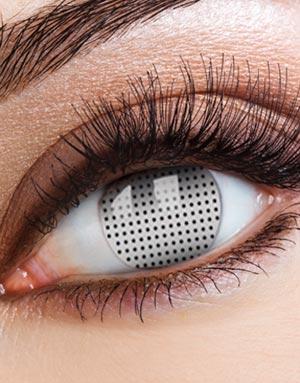 White Fly Eye Crazylins
