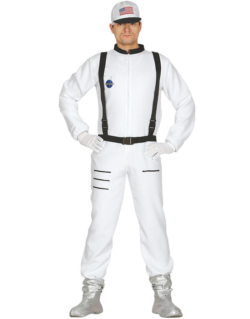 Manlig Astronautdräkt