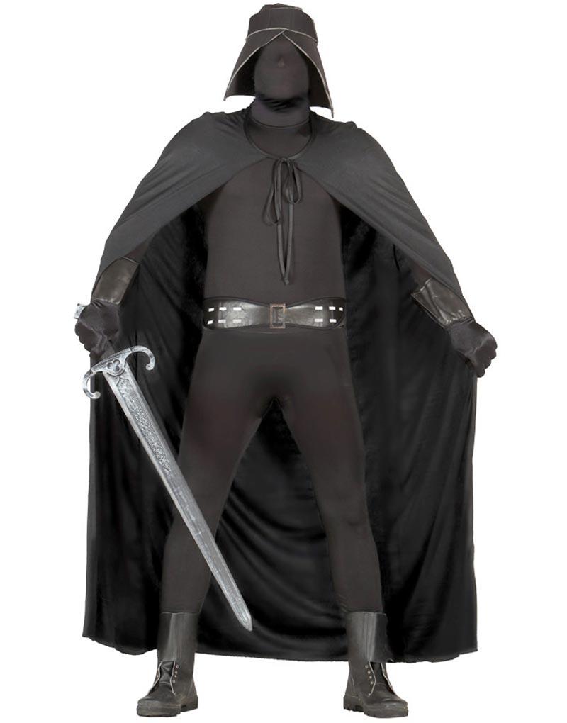 Star Wars Inspirerad Darth Vader Herrdräkt