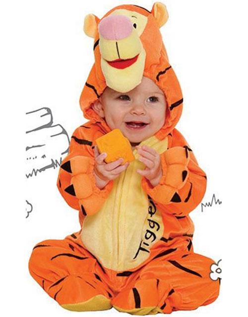 Disney Licensierad Tiger Lyx Babykostym