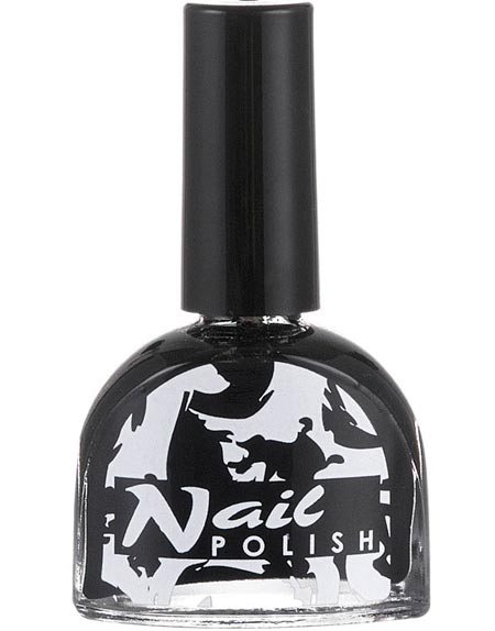 Nagellack 7 ml - Svart