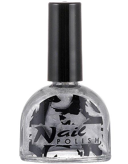 Nagellack 7 ml – Silver