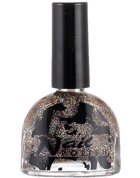 Nagellack 7 ml – Multifärg med Glitter