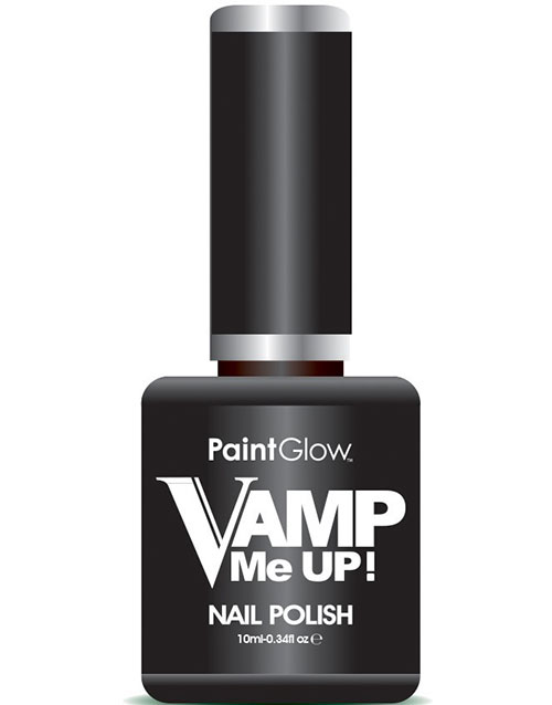 Vamp Me Up Nail Polish/Nagellack 10 ml - Svart