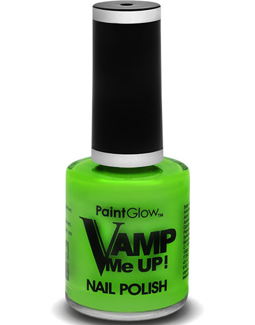 Vamp Me Up Nail Polish/Nagellack 10 ml - Grönt