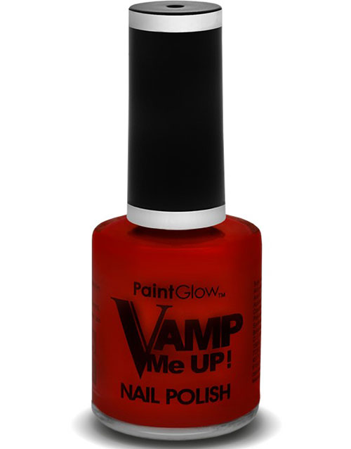 Vamp Me Up Nail Polish/Nagellack 10 ml - Rött