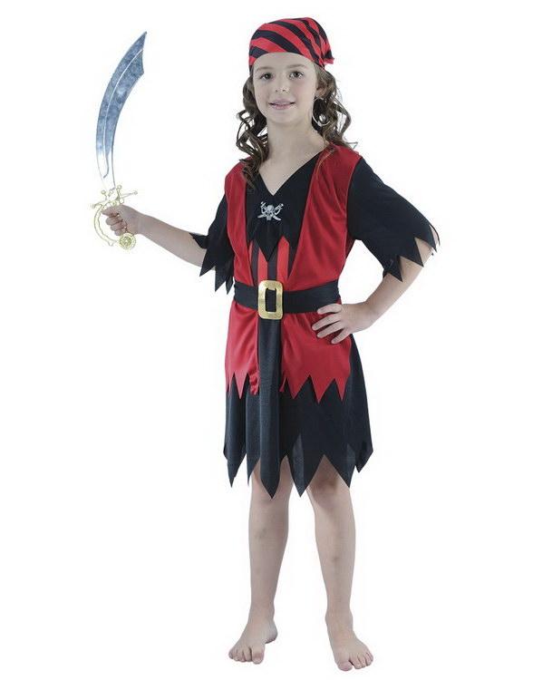 Piratbusa - barndräkt