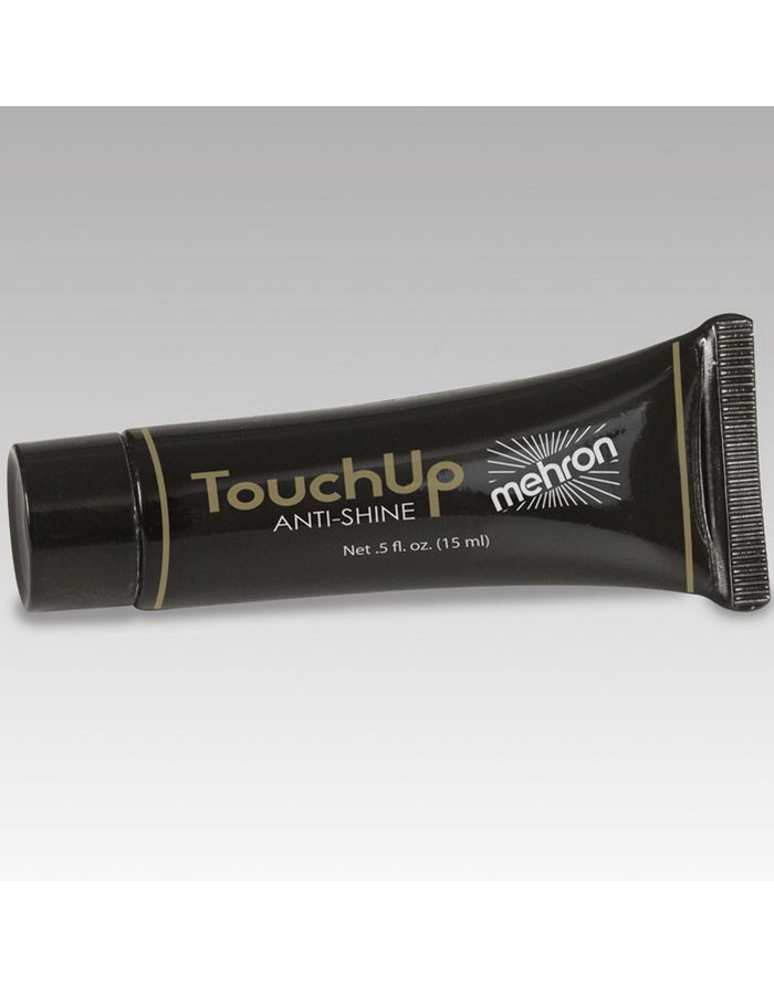 Touch-Up Matte Finishing Mehron Anti-Shine Gel Treatment - 15 ml