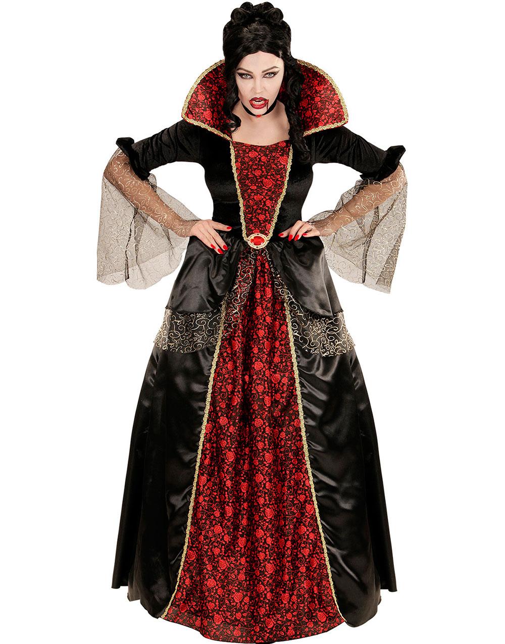 61b18b3b5199 Vampyrdräkter - Utklädnad för blodtörstiga barn & vuxna ...