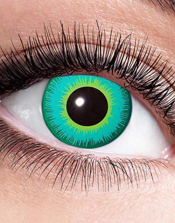 Magic Green Eye Crazylinser
