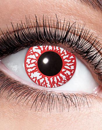 Blodsprängda Ögon Crazylinser