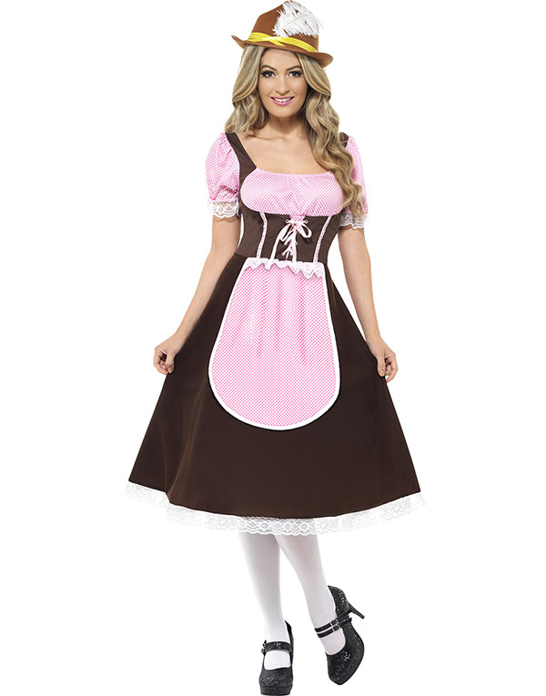 Bästa Oktoberfest klänningen 2020 — Dirndl, tyrolerklänning.