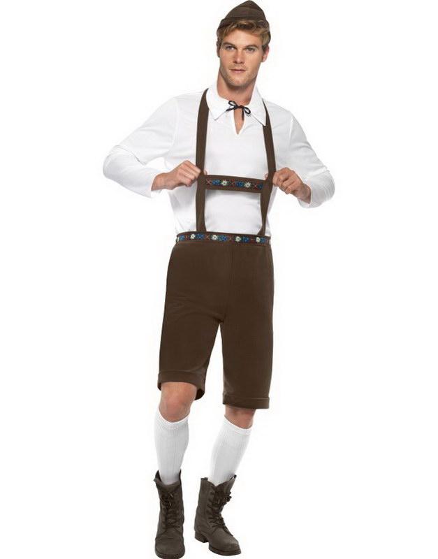 Kläder till Oktoberfest - Maskeradprylar.se c64d79e11f49b