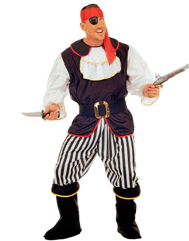 Piraten i Tortuga - Dräkt