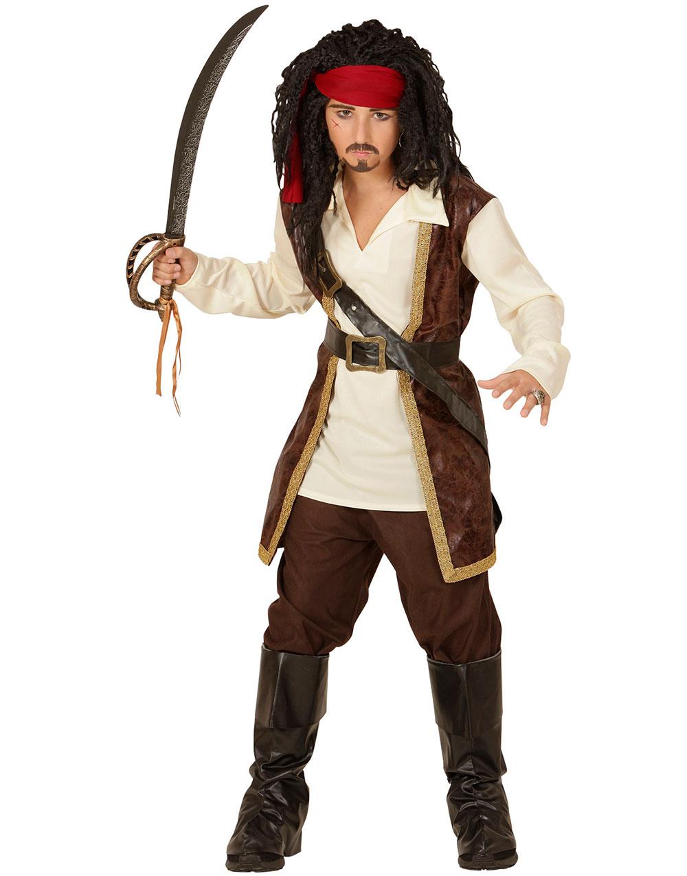 Komplett Piratdräkt till Barn